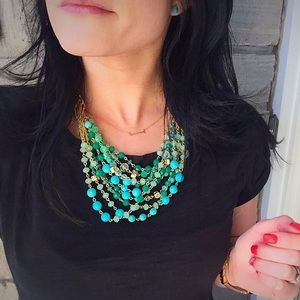 Stella and Dot Maldives Necklace